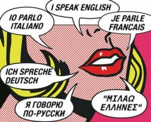 È importante parlare molte lingue!